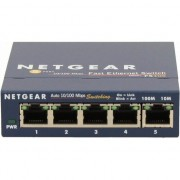 Switch netgear ProSafe 5-Port 10/100 Mbps (FS105-300PES)