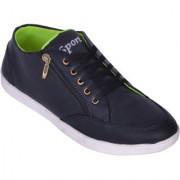 Sukun Black Casual Shoes For Men (SRT201BLK)