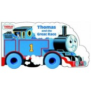 Thomas and the Great Race (Thomas & Friends), Hardcover/W. Awdry