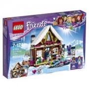 Конструктор ЛЕГО ФРЕНДС - Къща в зимния курорт, LEGO Friends, 41323