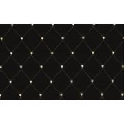 Kültéri fényháló 400 LED meleg fehér 6x4m-es KLN 400WW