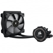 CPU cooler Corsair Hydro H75 (2018), Water, 2x fan 120mm, 60mj, (CW-9060035-WW)