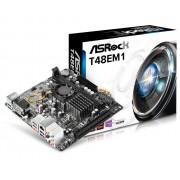 MB, ASRock T48EM1 MINI-ITX /AMD A50M/ DDR3