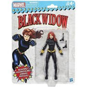 Hasbro Marvel Legends Vintage - Black Widow
