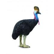 Safari Ltd Wild Safari Wildlife Cassowary Toy Figurine