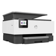 Multifuntionala HP OFFICEJET PRO 9023, A4, 24ppm, USB, Duplex, Wi-Fi, Retea (Alb/Negru)