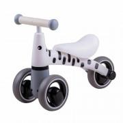 Tricicleta fara pedale Zebra, 24 x 51.5 x 18.5 cm, maxim 20 kg, 1 - 3 ani