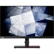 Lenovo LCD monitor Lenovo ThinkVision P24h, 60.5 cm (23.8 palec),2560 x 1440 px IPS LCD DisplayPort, USB 3.1 (Gen 1) , USB-C™, HDMI™, Audio-Line-out