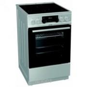 Gorenje Cooker EC5351XA Hob type Vitroceramic, Oven type Electric, Stainless steel