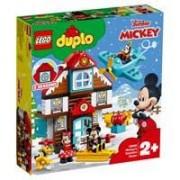 LEGO DUPLO kocke Mikijeva kuća za odmor 10889