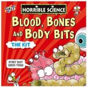 Jucarie Galt Toys Horrible Science Blood, Bones And Body Bits
