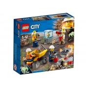 LEGO ECHIPA DE MINERIT - LEGO (60184)
