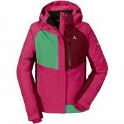 Schöffel Girls Jacket LE HAVRE pink yarrow
