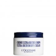 L'Occitane en Provence Karité - Crème Ultra Riche Corps - Crema Corpo Ricca 200 ML