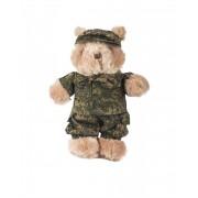 Obleček pro malého plyšového medvídka - ruský vzor