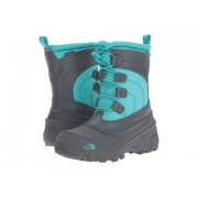 The North Face Alpenglow IV (ToddlerLittle KidBig Kid) Dark Shadow GreyIon Blue