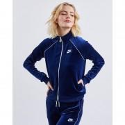 Nike Velour - Dames Track Tops