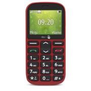 """Doro 1361 6,1 cm (2.4"""") 96 g Nero, Rosso"""