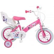 """Bicicleta copii Toimsa Minnie Mouse Club House 12"""""""
