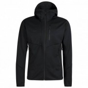 Mammut - Ultimate VI Softshell Hooded Jacket - Veste softshell taille S, noir