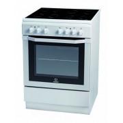 Готварска печка с керамичен плот Indesit I6VMH2A W /GR