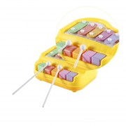 Juguetes musicales educativos música de piano piano de juguete con dos palos para Baby Kids