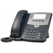 Telefon fix Cisco Ip SPA501G 8 lini PoE
