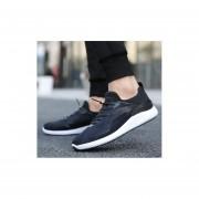 Zapatos de hombre nuevos coreanos azul