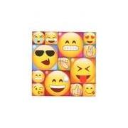 Emoji 13x Smiley/emoticon magneetjes Emoji type 3