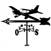 Veleta Tejado de hierro Avion 900 mm.
