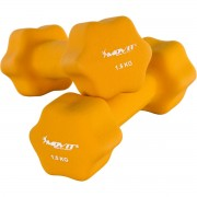 Hantle neoprenowe Movit 2x1,5 kg