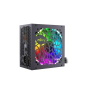 Sursa nJoy Freya 500, 500W, ATX, PFC Activ, RGB