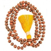 Rakta Chandana Red CHANDAN Sandalwood Mala 108+1 Beads Yoga Japa Meditation