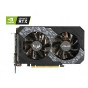 Placa video ASUS GeForce RTX 2060 TUF GAMING 6GB, GDDR6, 192-bit