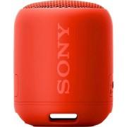 Sony Extra Bass SRS-XB12 Portable Bluetooth Speaker - Rojo, B