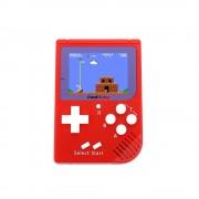 Sonstige Marke Mini Handheld Entertainment System 8-Bit Retro Spiele-Konsole mit 129 integrierten Spielen - Rot