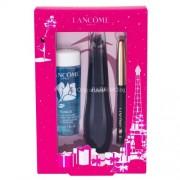 Lancome Mascara Grandiose X-Mas Kit 10ml за Жени - спирала 10 ml + молив за очи Le Crayon Khol 0,7 g 01 Noir + почистващ продукт за грим Bi-Facil 30 ml Нюанс - 01 Noir Mirifique