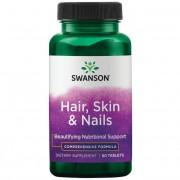 Swanson Vlasy, Kůže a Nehty (Hair, Skin i Nails) 60 tablet