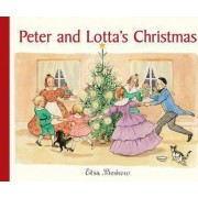 Peter and Lotta's Christmas by Elsa Beskow