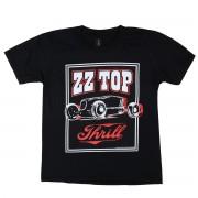 tricou stil metal copii ZZ-Top - Thrill Kids - LOW FREQUENCY - ZTTS08041KD