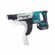MAKITA Akumulatorski zavrtač sa magacinom DFR750RFE