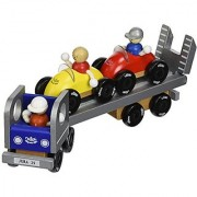 Vilac Car Transporter Toy with 2 Cars