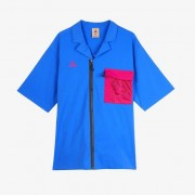 Nike Acg Top Aop For Men In Blue - Size M
