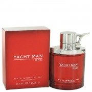 Yacht Man Red by Myrurgia Eau De Toilette Spray 3.4 oz