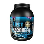 Fast Recovery para recuperação muscular sabor maracujá 1kg - Gold Nutrition