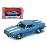 LDC Road Signature Collector's Edition Chevrolet Camaro Z-28 (1967) (Blue)