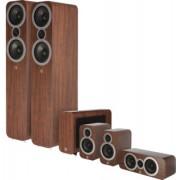 Pachete PROMO SURROUND - Q Acoustics - 3050i pachet 5.1 English Walnut