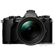 Kit Aparat foto Olympus OM-D E-M5 Mark II (cu un obiectiv 12-40mm f2.8 PRO), negru