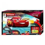 Carrera FIRST Disney Pixar Cars 2.4 m