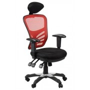 FOPOL - HG Office armchair HG-0001H/RED swivel chair